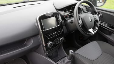 Used Renault Clio - cabin