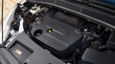 Used Ford S-MAX engine