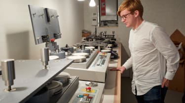James Brodie looks at equipment