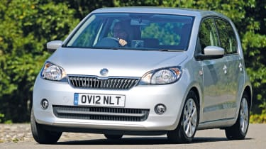 Skoda Citigo Auto Express best city car