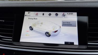 Vauxhall Insignia GSi Sports Tourer - infotainment