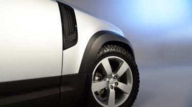 Land Rover Defender - studio wheel