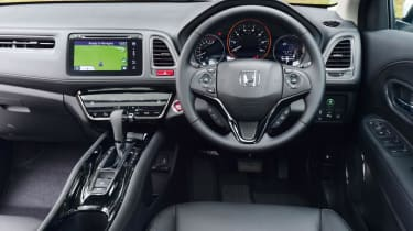 Used Honda HR-V - dash