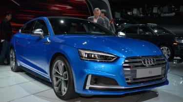 LA Motor Show - Audi S5 Sportback