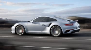 New 2016 Porsche 911 Turbo coupe