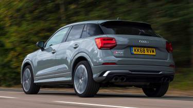 Audi SQ2 - rear