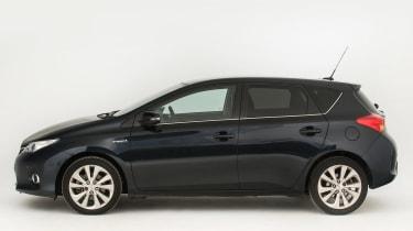 Toyota Auris Mk2 - side