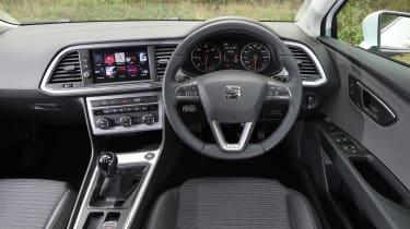 SEAT Leon - dash