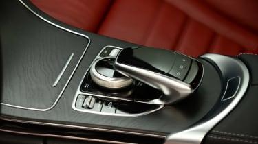 Mercedes C-Class 2014 studio interface