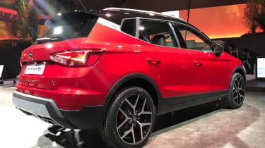SEAT Arona - reveal rear
