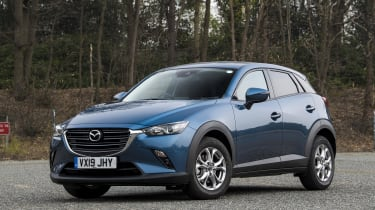 CX-3 - front static
