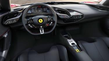 Ferrari SF90 Stradale - dash
