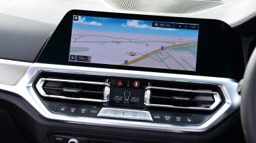 BMW 3 Series - sat-nav
