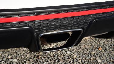 Toyota Yaris GRMN - exhaust
