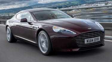 Aston Martin Rapide - best used luxury cars