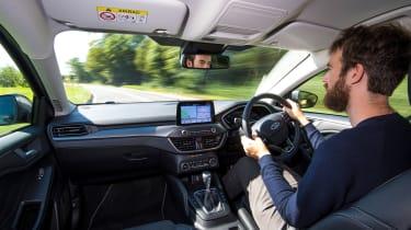 Ford Focus LT - interior