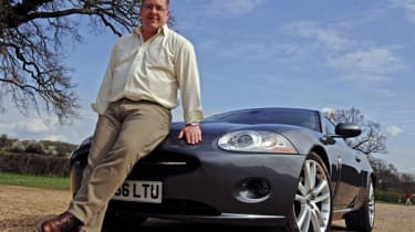 Jaguar XK 4.2 V8 Coupé