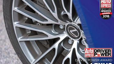 Lexus - Driver Power Award 2018