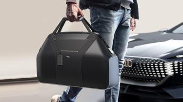 Audi skysphere concept - luggage