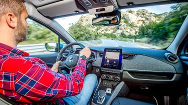 Renault ZOE - Richard Ingram