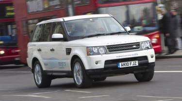 Range Rover Range_e