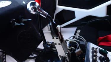 World Rallycross RX2 - transmission