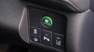 Honda HR-V - Economy button