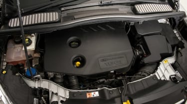 Ford C-MAX (used) - engine