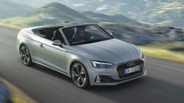 Audi A5 Cabriolet 2021