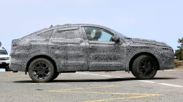 Renault Kadjar coupe-SUV- spyshot 11