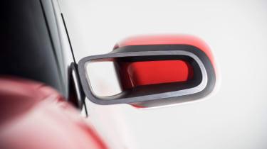 Citroen Aircross concept - mirrors