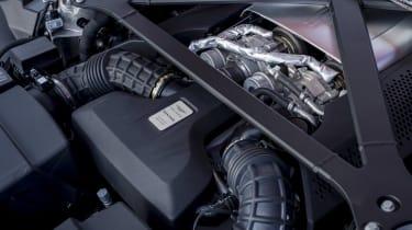 Aston Martin Vantage AMR - engine