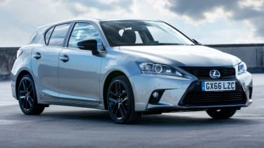 A to Z guide to electric cars - Lexus CT hybrid