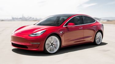Tesla Model 3 Performance - front