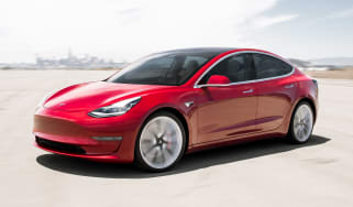 Tesla Model 3 Performance - front