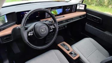 Honda e - cabin