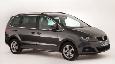 Used SEAT Alhambra - front