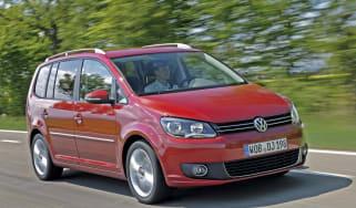 VW Touran BlueMotion