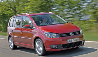 VW Touran BlueMotion