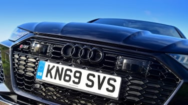 Audi RS 6 - grille