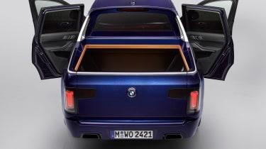 BMW X7 pick-up truck doors