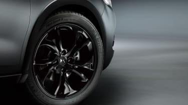 DS 4 Crossback Moondust - wheel