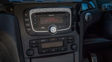 Used Ford S-MAX infotainment