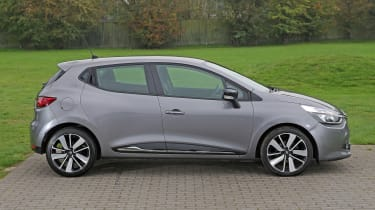 Used Renault Clio - side