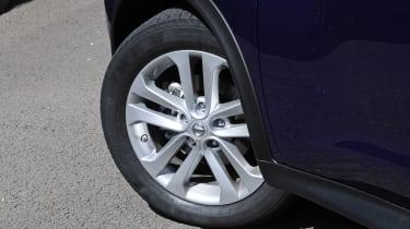 New Nissan Juke 2014 wheel