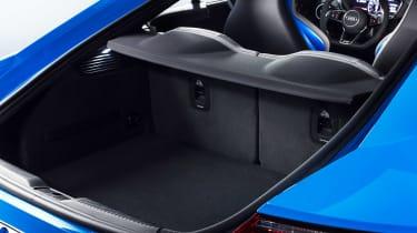 Audi TT S - studio boot