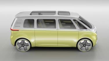 Volkswagen I.D. Buzz - side