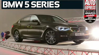 Executive Car of the Year 2017 - BMW 5 Series