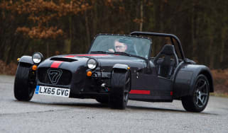 Caterham 620S - front cornering cropped