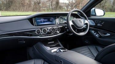 Mercedes S500 Plug-in hybrid L AMG Line